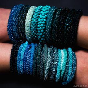 Armbänder klassisch dick